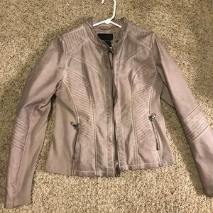 Light purple/gray Jacket